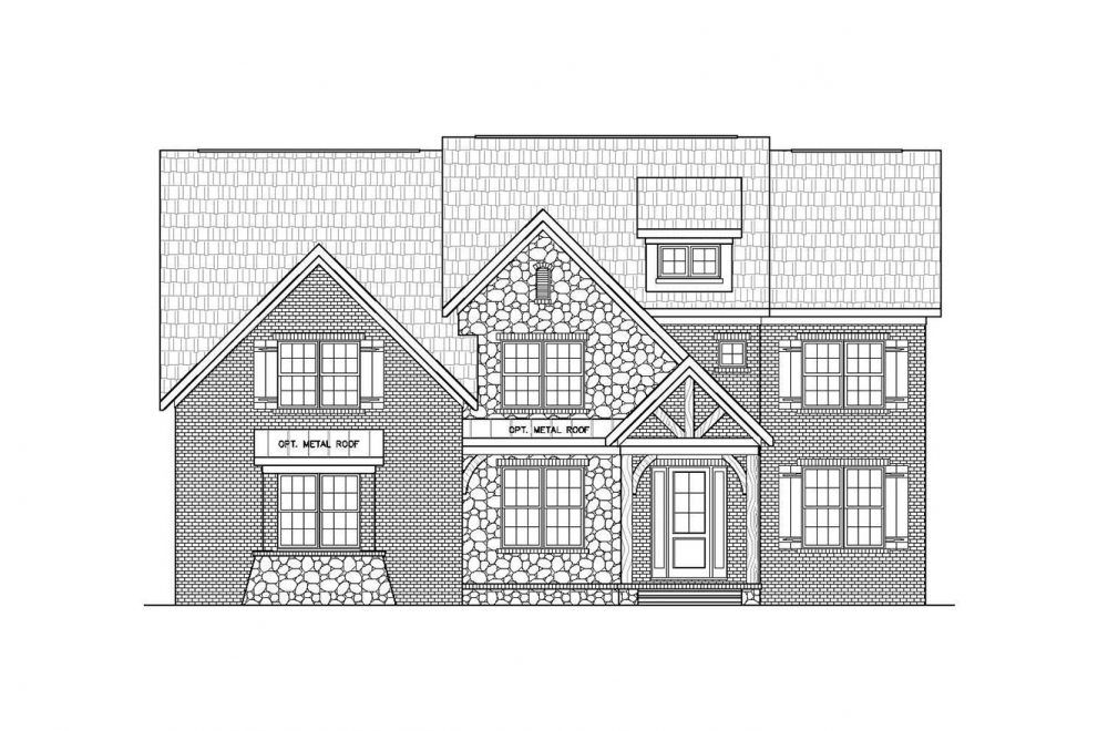 Single Family for Active at Beverly - Alexander At Beverly 18529 Doves Crest Rd Cornelius, North Carolina 28031 United States