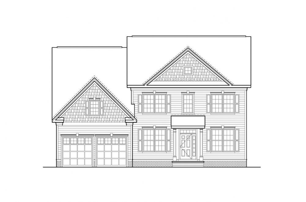 Single Family for Active at Peach Orchard Estates - Sterling At The Grove 3803 Blazeprince Drive Charlotte, North Carolina 28215 United States
