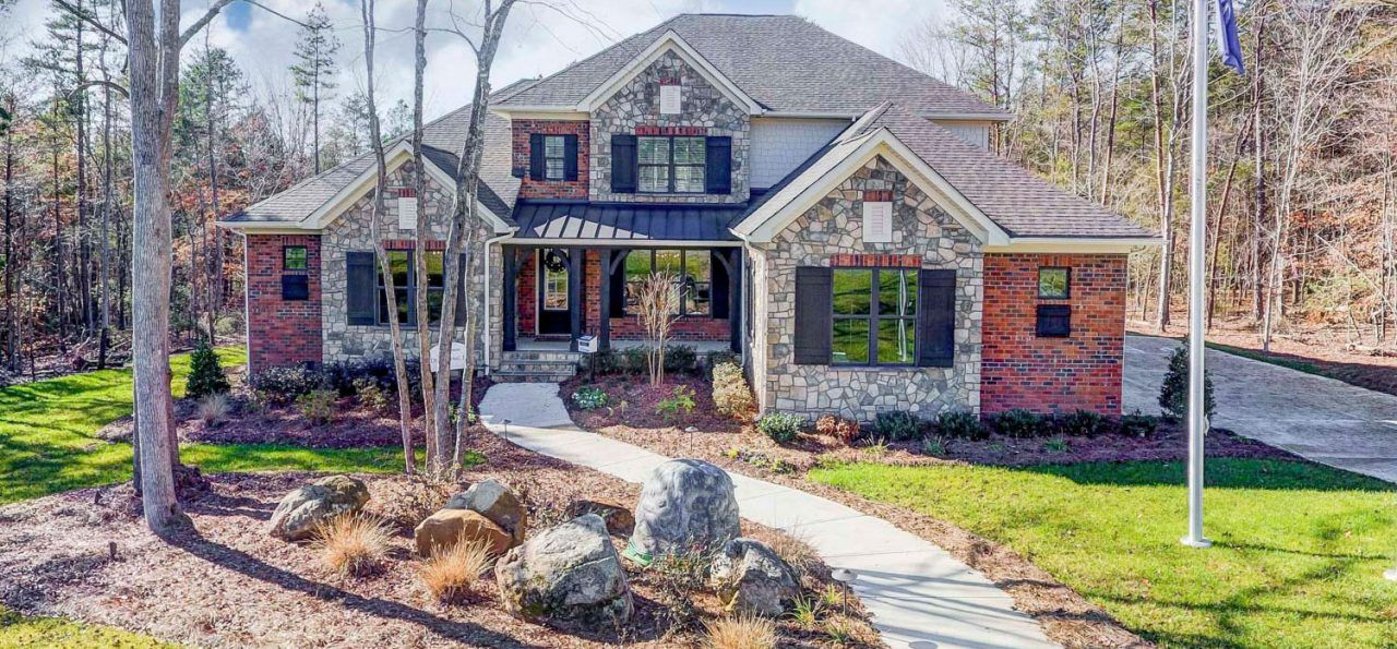Single Family for Sale at Downing Ii At Trinity Ridge Trinity Ridge Parkway, Fort Mill, Sc 29715 Fort Mill, South Carolina 29715 United States