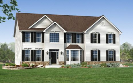 Single Family for Sale at Southern View - The Brandywine 80 Macon Dr Smyrna, Delaware 19977 United States