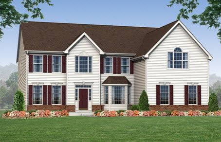 Single Family for Sale at Southern View - The Century 54 Macon Lane Smyrna, Delaware 19977 United States