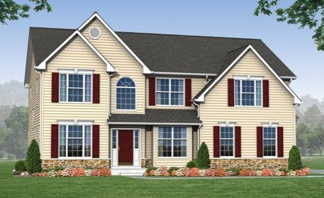 Single Family for Sale at Southern View - The Philadelphian 54 Macon Lane Smyrna, Delaware 19977 United States
