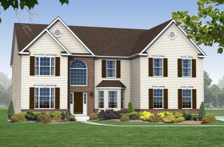 Single Family for Sale at Townsend Village Ii - The Gatsby 1201 Myers Street Townsend, Delaware 19734 United States