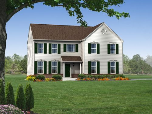 Single Family for Sale at Odessa National - The Berkshire 549 Aviemore Drive Townsend, Delaware 19734 United States