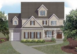Single Family for Active at Homesite 14 - Landl Of Raleigh, Inc. 2141 Vecchio Drive Apex, North Carolina 27502 United States