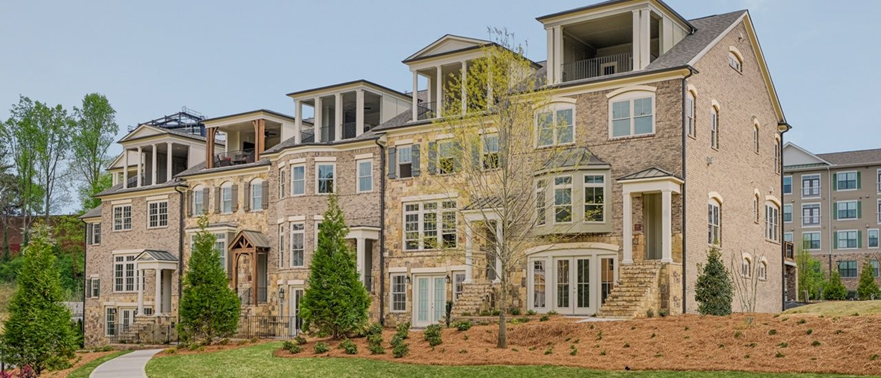 Single Family for Sale at The Hampshire Timball Road Atlanta, Georgia 30318 United States