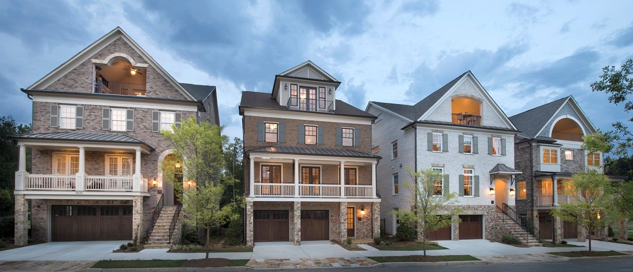 Single Family for Sale at The Brentwood Homesite #14 Atlanta, Georgia 30318 United States