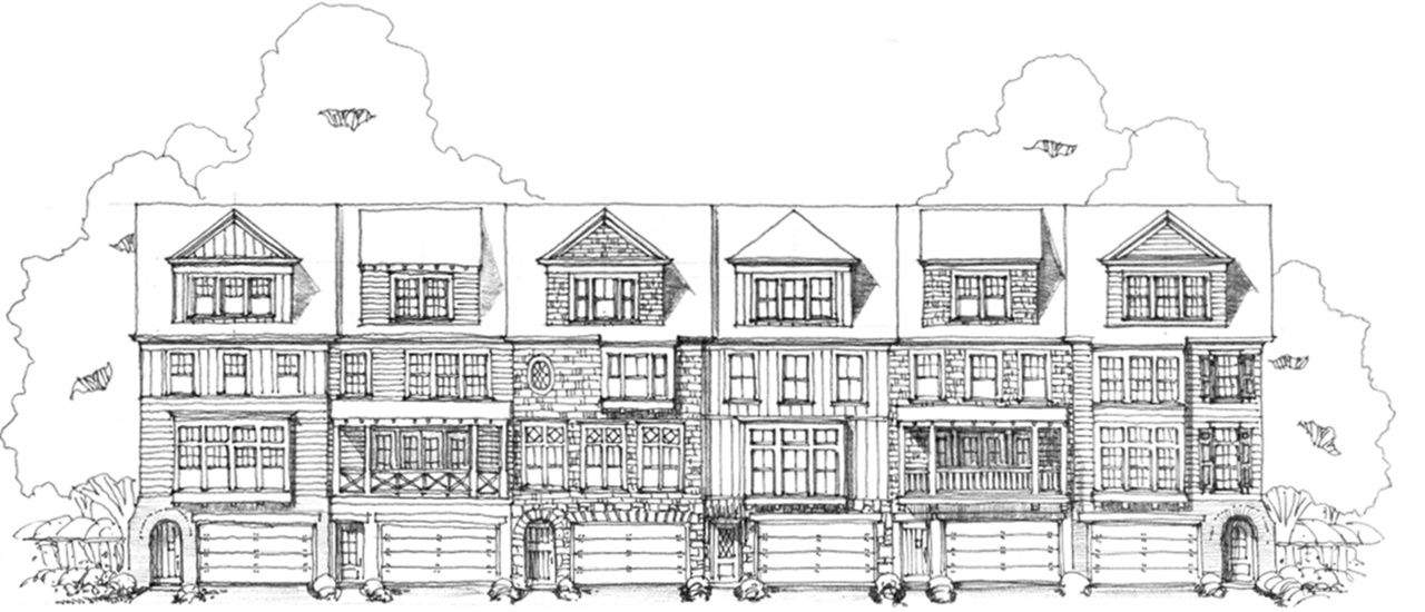 'Single Family' building or community at 'The Heritage on Memorial Coming Soon Atlanta, Georgia 30316 United States'