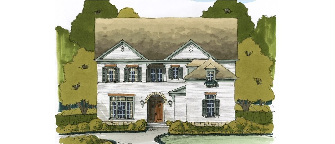 Additional photo for property listing at The St. Thomas Homesite #17 Dunwoody, Georgia 30338 United States