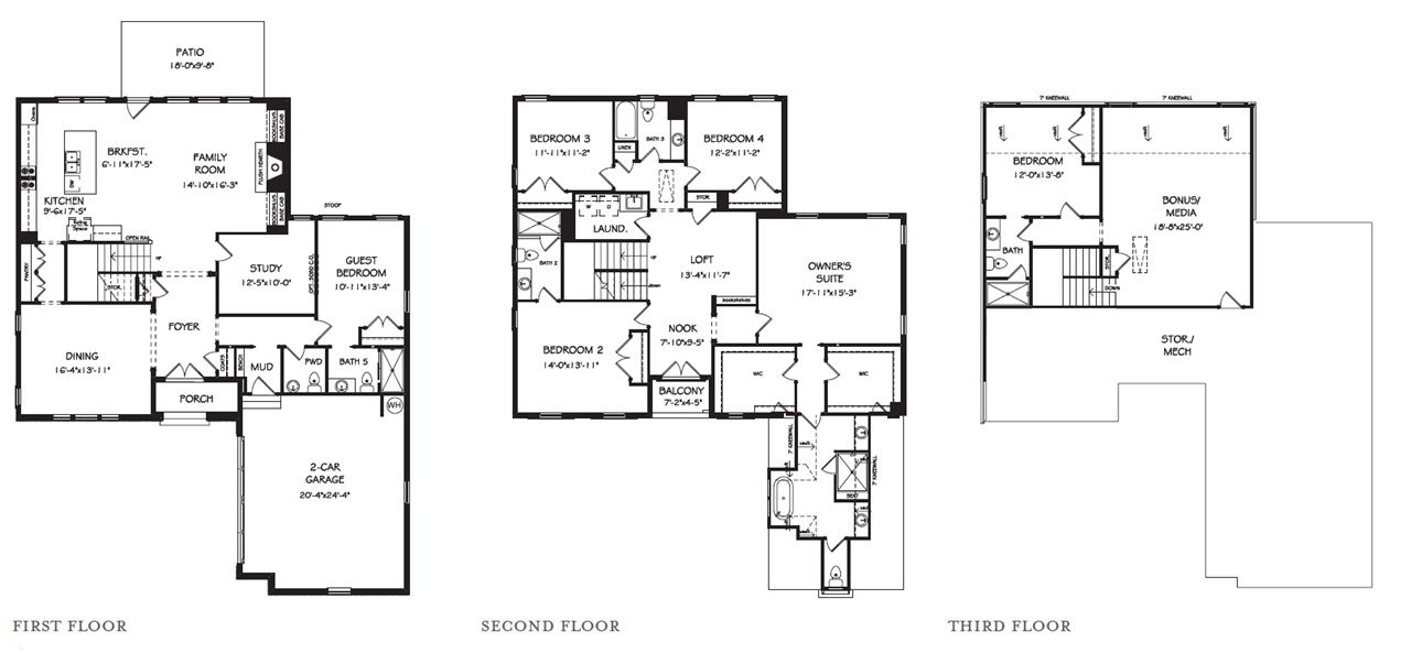 Single Family for Sale at The St. Thomas Homesite #17 Dunwoody, Georgia 30338 United States