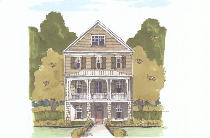 Homesite #57, Woodstock, GA Homes & Land - Real Estate