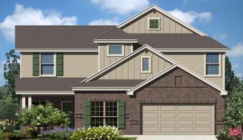 Single Family for Sale at The Preserve At Singing Hills - Promontory 562 Singing View Spring Branch, Texas 78070 United States