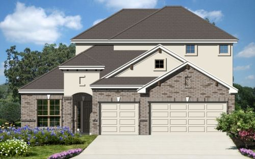 Single Family for Sale at The Preserve At Singing Hills - Meridian Ii 562 Singing View Spring Branch, Texas 78070 United States