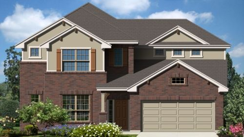 Single Family for Sale at The Preserve At Singing Hills - Olympia 562 Singing View Spring Branch, Texas 78070 United States