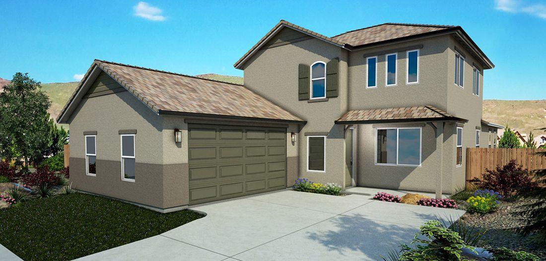 New Homes Kiley Ranch Sparks Nv