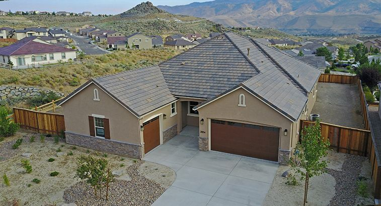 2056 Back Nine Trail, Somersett, NV Homes & Land - Real Estate