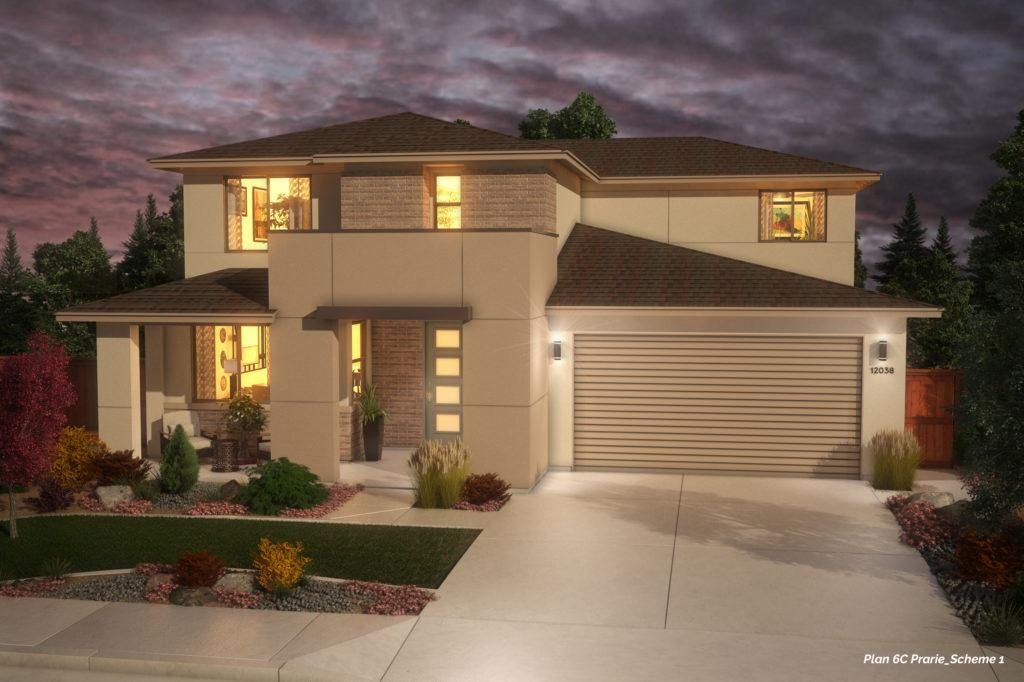 Single Family for Active at Blackstone - Plan 2538 Calle De La Plata Spanish Springs, Nevada 89441 United States
