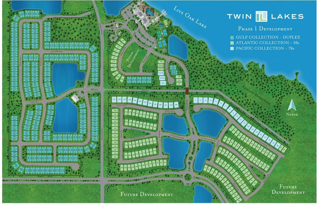 Twin Lakes New Homes In Saint Cloud Fl By Jones Homes Usa