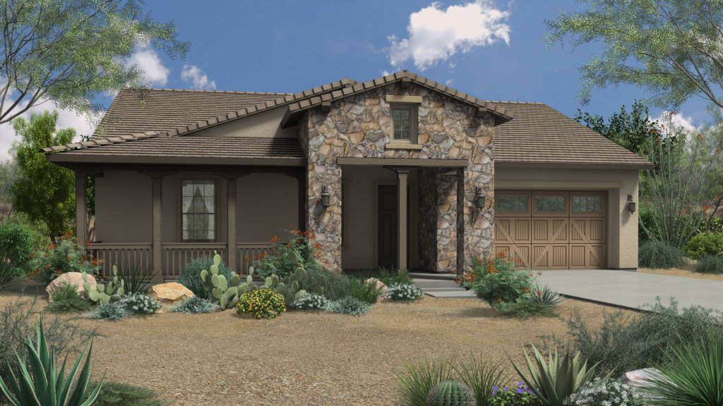 Glenwood At Verrado New Homes In Buckeye Az By Av Homes