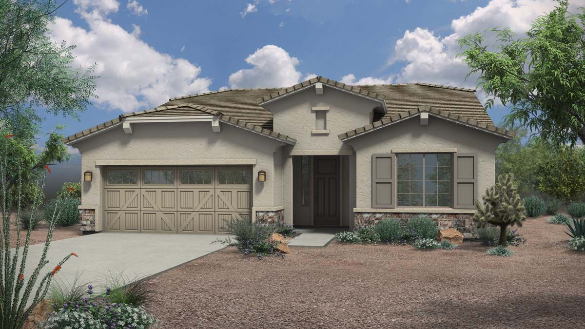 Overton At Verrado New Homes In Buckeye Az By Av Homes