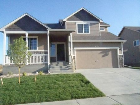 Single Family for Sale at Tuscany - Michigan 3605 Rialto Ave Evans, Colorado 80620 United States