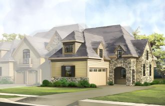 Single Family for Sale at The Reserve At Creekside - Benezet 101 Linden Court Flourtown, Pennsylvania 19031 United States