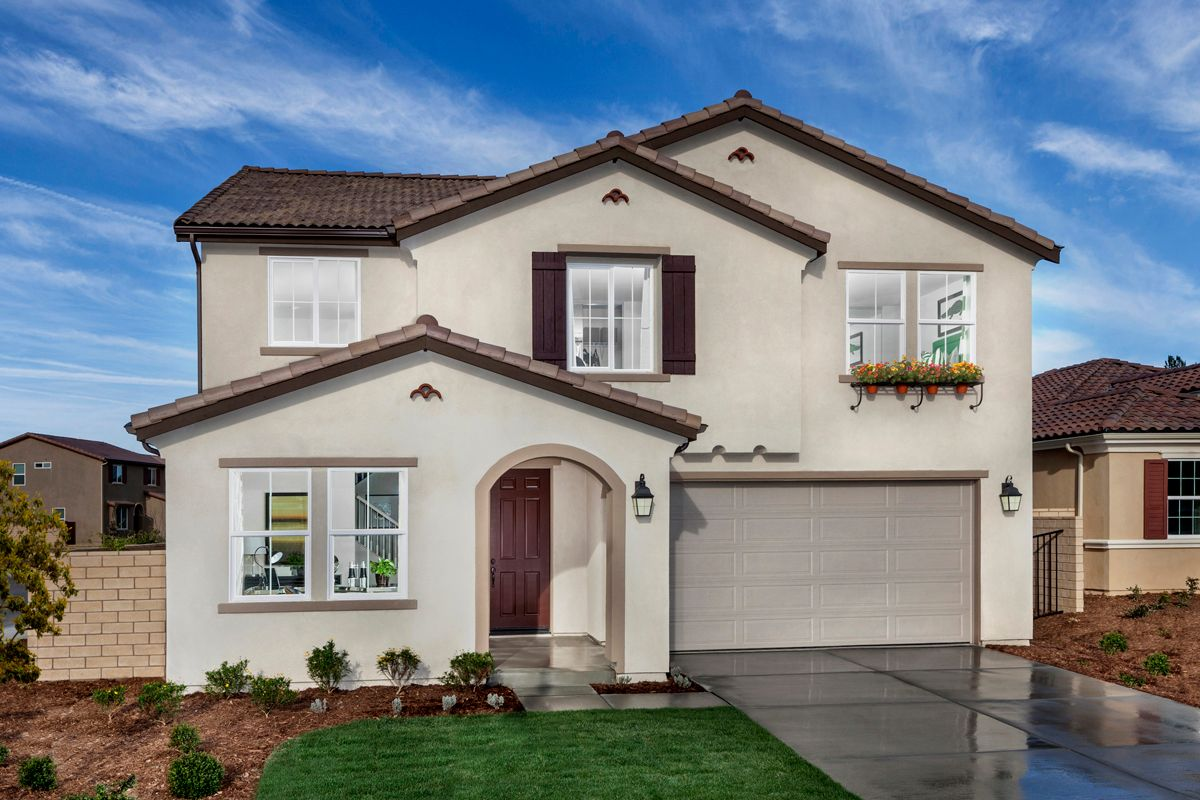 Single Family for Sale at Residence 3187 Modeled 19614 Griffith Drive Santa Clarita, California 91350 United States