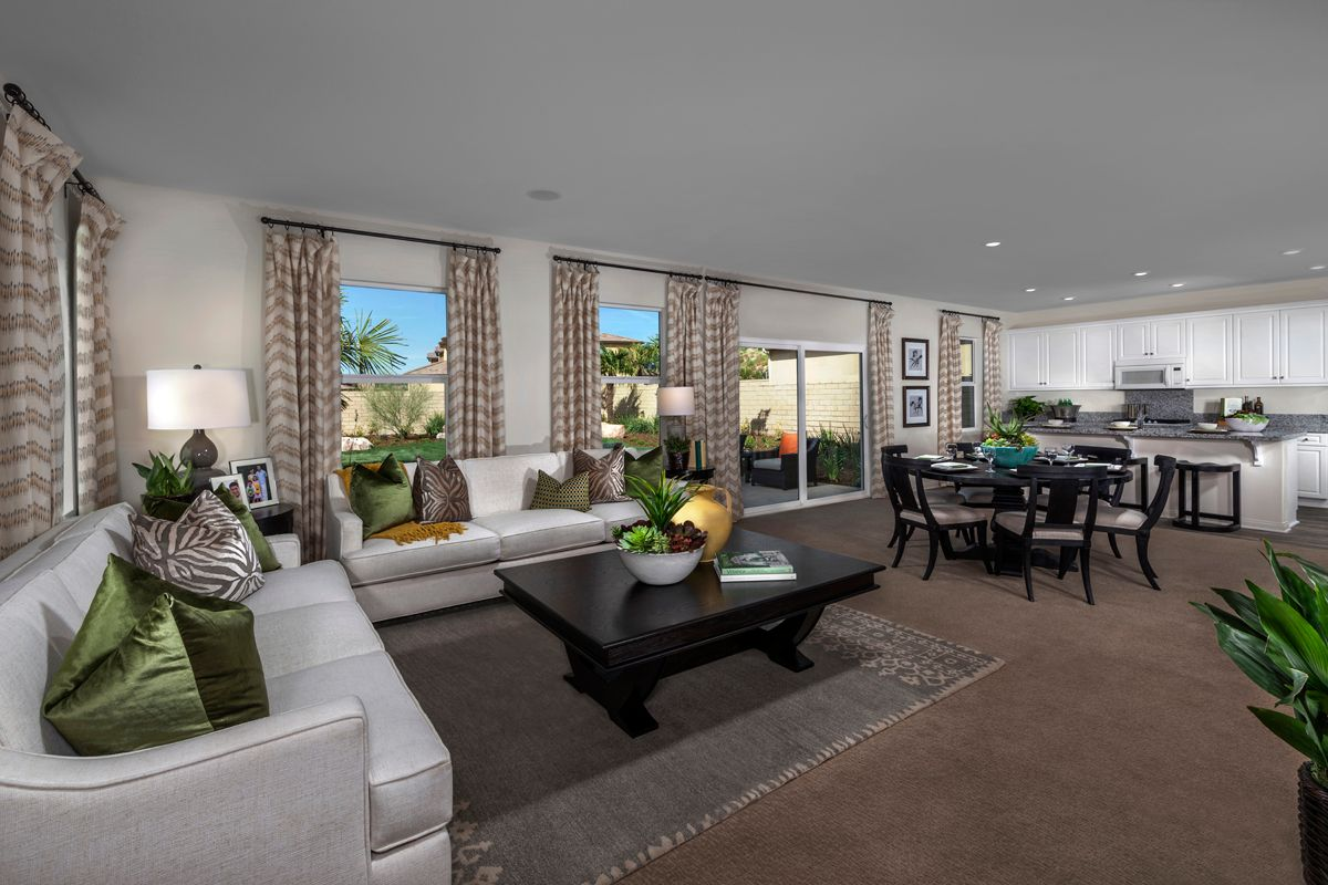 Single Family for Sale at Residence 2532 Modeled 19526 Martellus Drive Santa Clarita, California 91350 United States