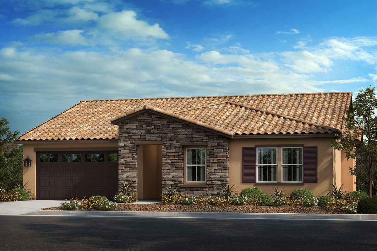 Single Family for Sale at Daybreak - Residence Two 10429 Cloud Haven Dr Moreno Valley, California 92557 United States