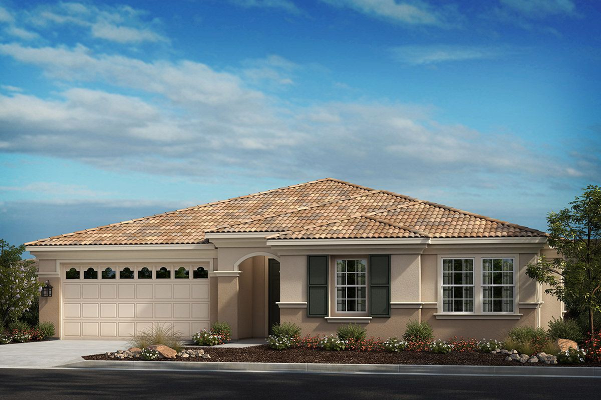 Single Family for Sale at Daybreak - Residence Three 10429 Cloud Haven Dr Moreno Valley, California 92557 United States