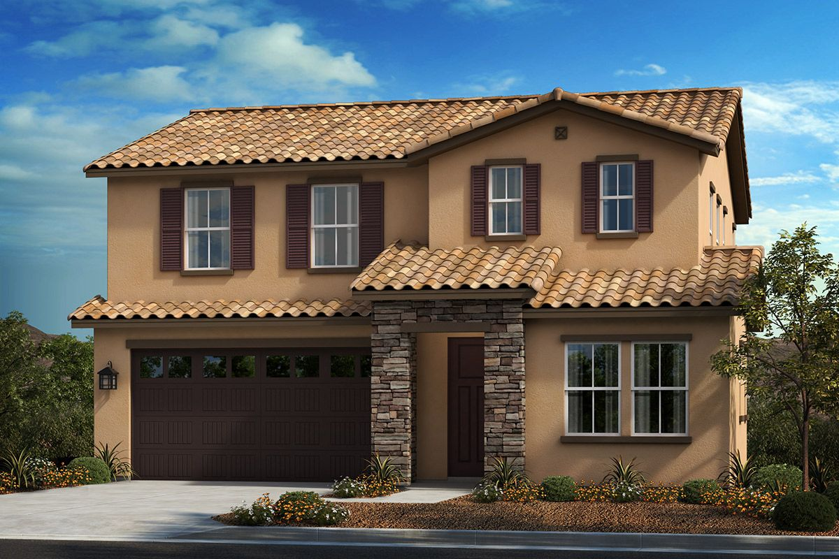 Single Family for Sale at Daybreak - Residence Five 10429 Cloud Haven Dr Moreno Valley, California 92557 United States