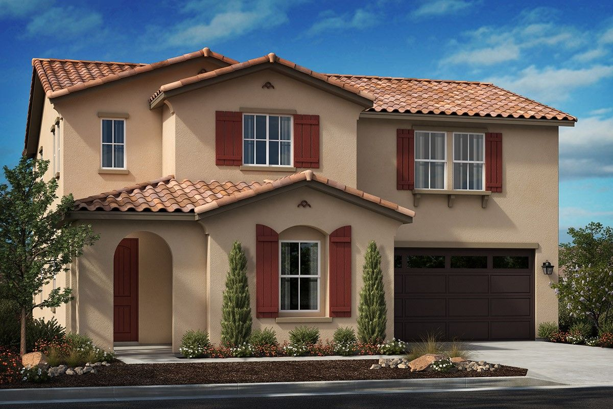 Single Family for Sale at Daybreak - Residence Six Modeled 10429 Cloud Haven Dr Moreno Valley, California 92557 United States