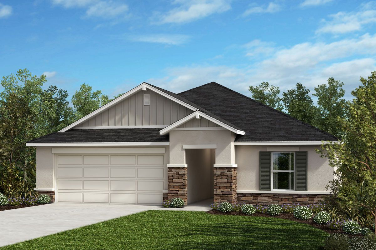 Photo of Plan 1707 Modeled in Winter Haven, FL 33881
