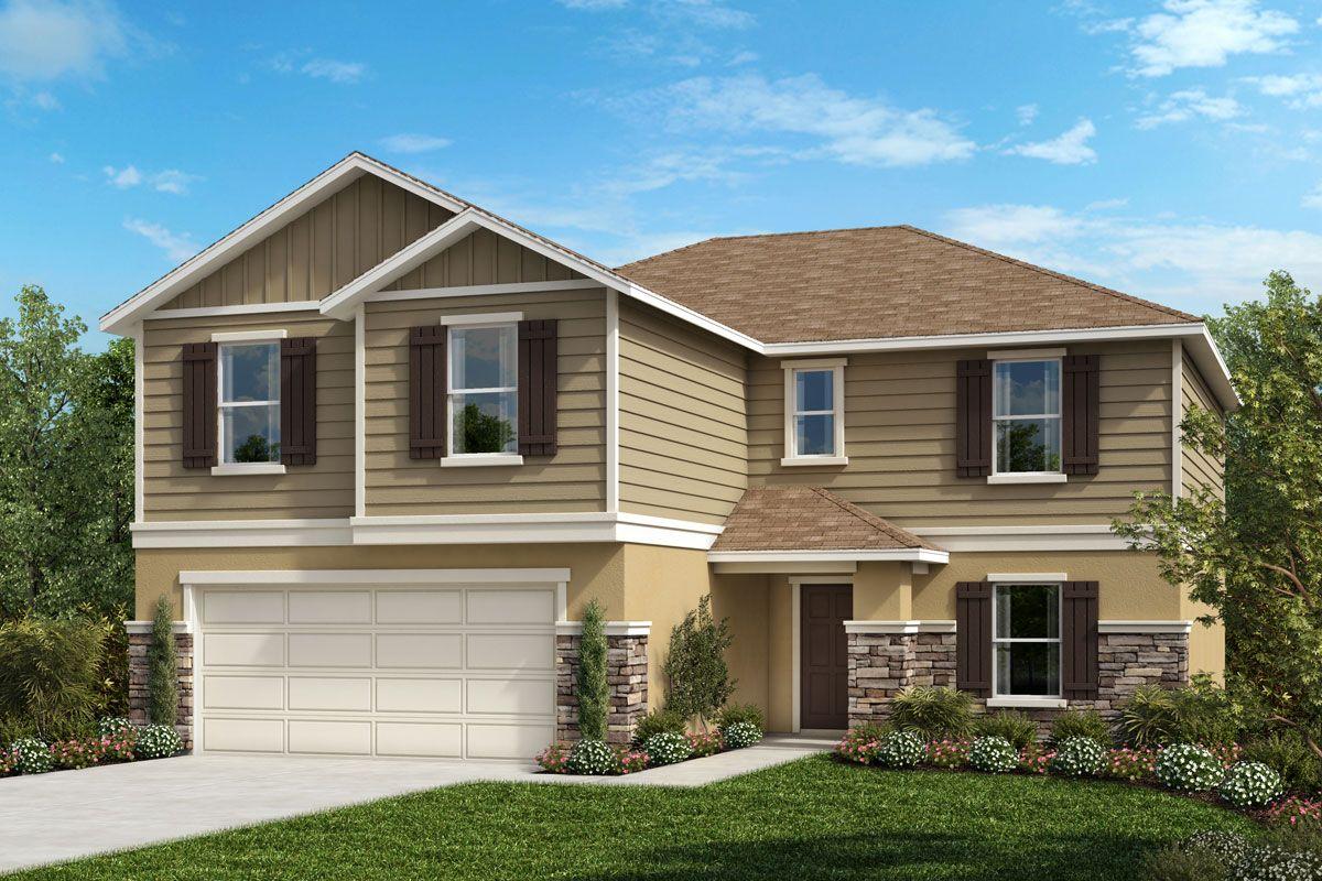 Photo of Plan 2545 in Winter Haven, FL 33881