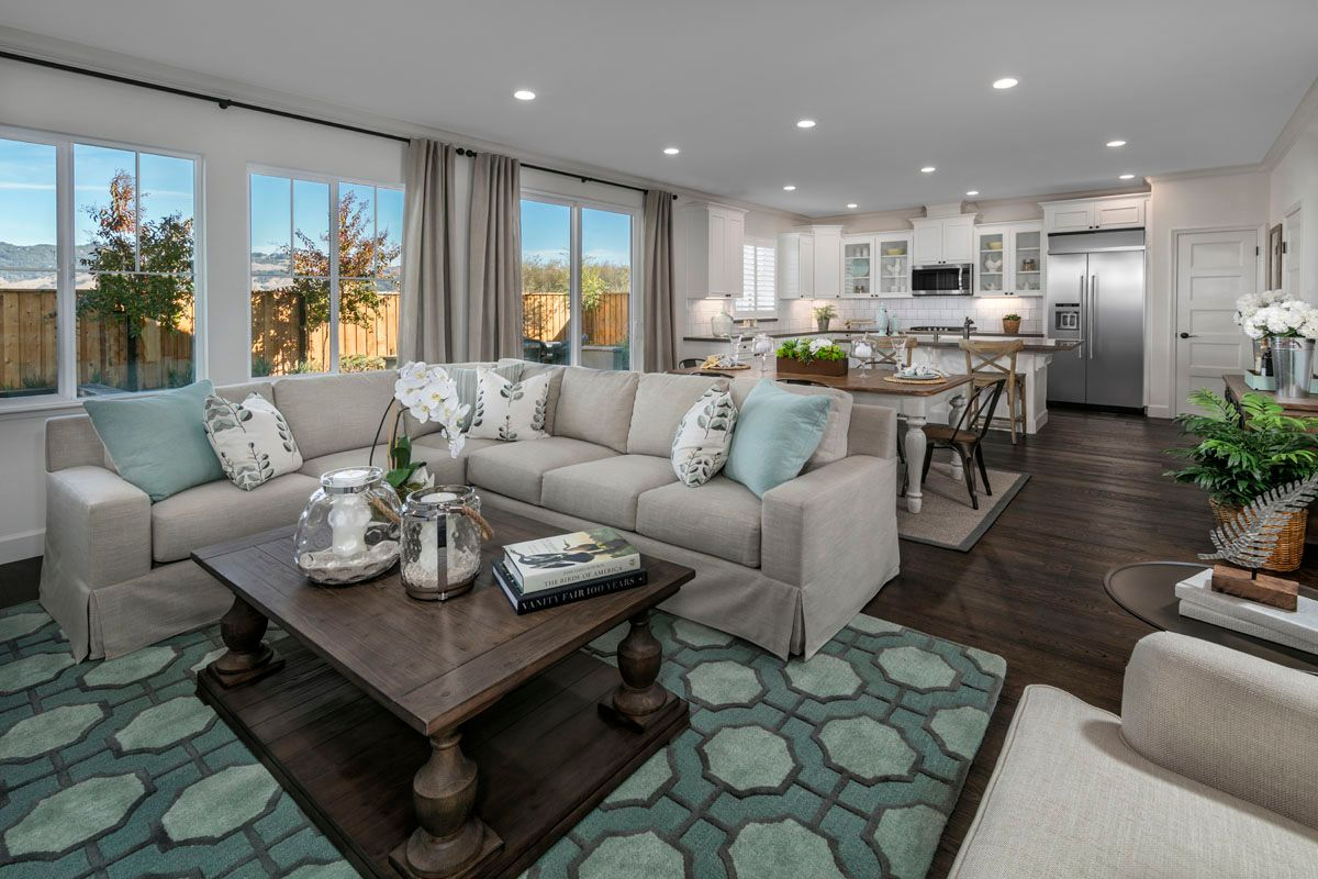 Single Family for Sale at Plan 3 Modeled 5204 Kim Place Rohnert Park, California 94928 United States