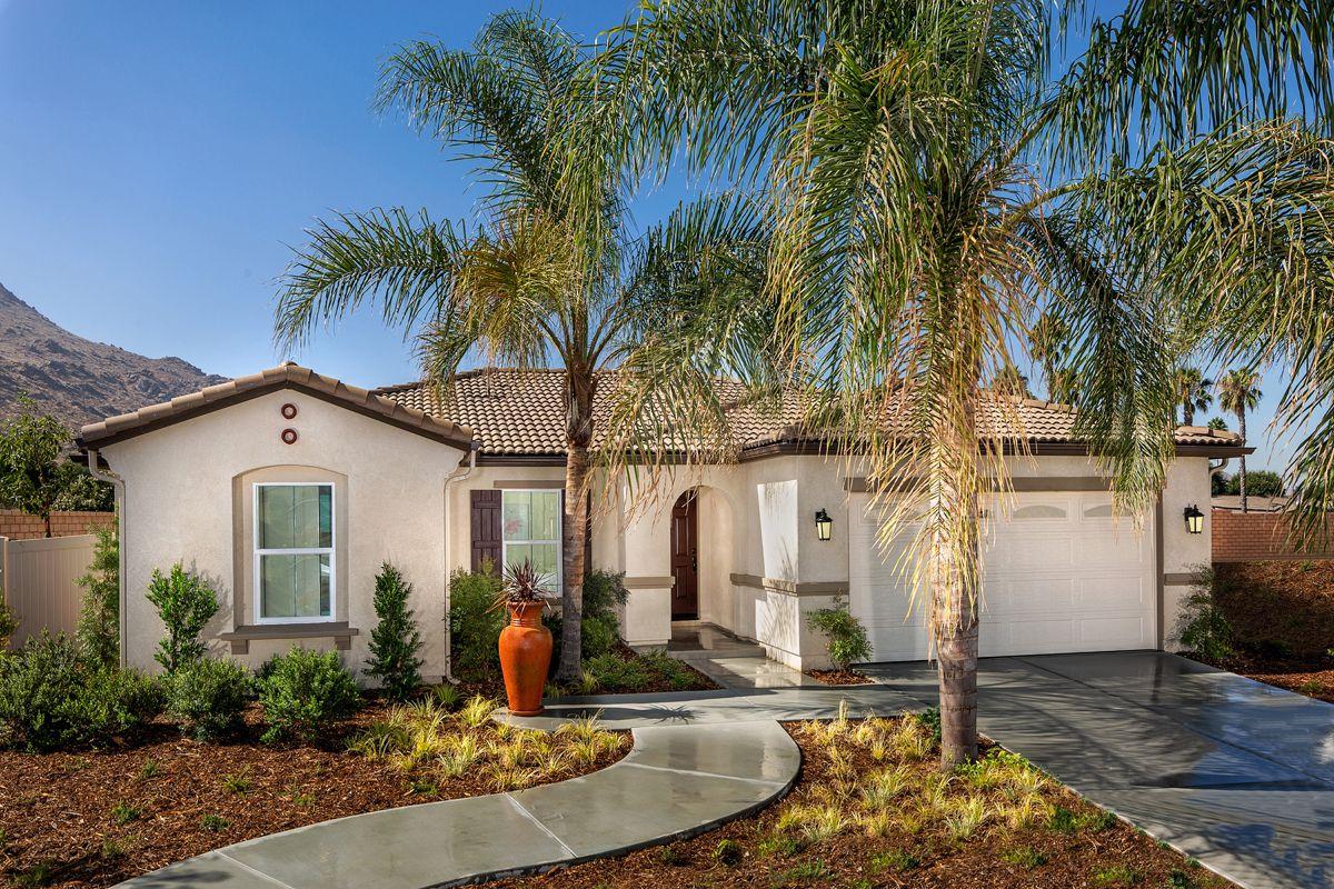Single Family for Active at Residence Five Modeled 28614 Tuberose Lane Moreno Valley, California 92555 United States