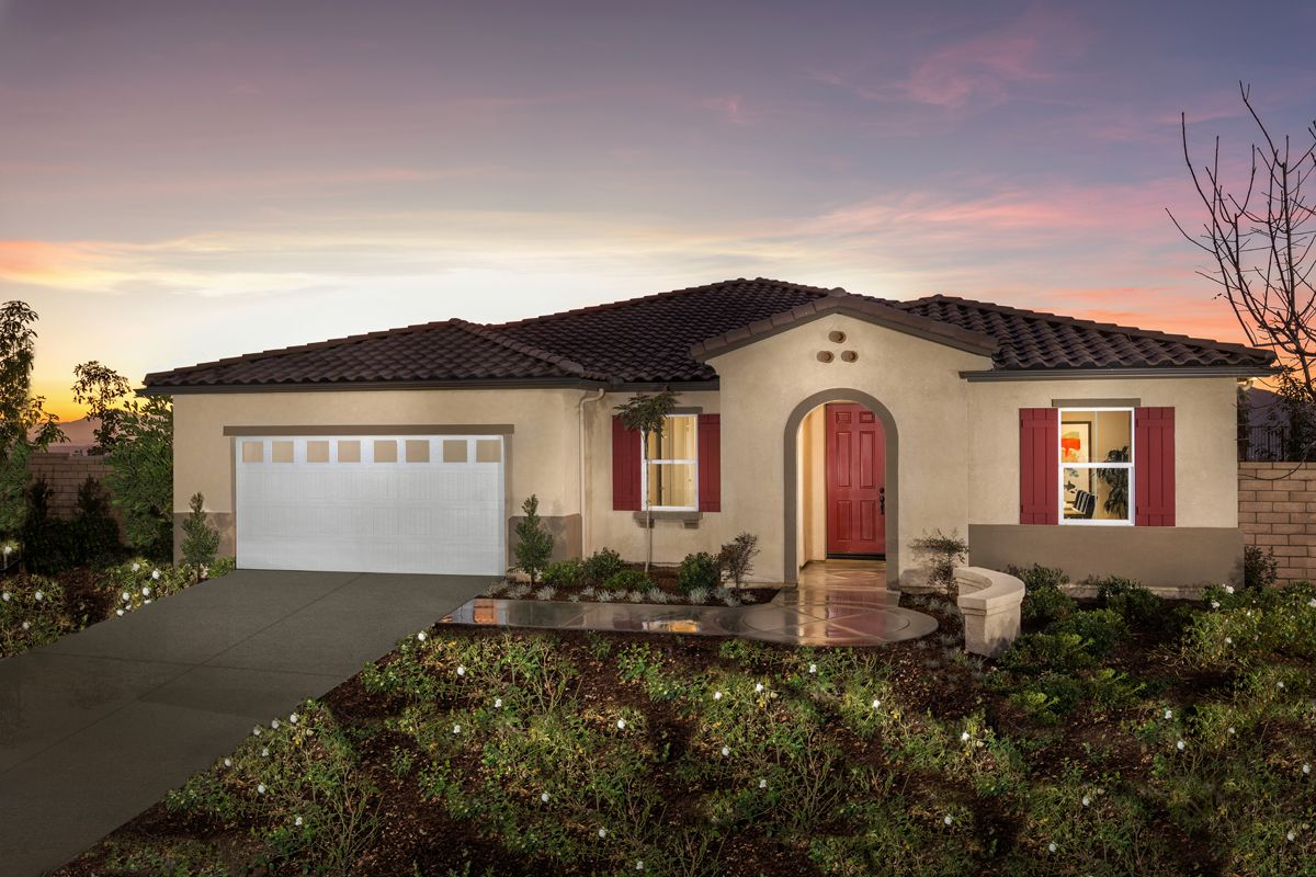 Single Family for Active at Residence 2977 Modeled 10417 Cloud Haven Dr. Moreno Valley, California 92557 United States