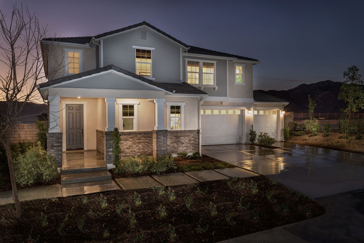 Single Family for Active at Daybreak - Residence 2854 Modeled 10429 Cloud Haven Dr. Moreno Valley, California 92557 United States