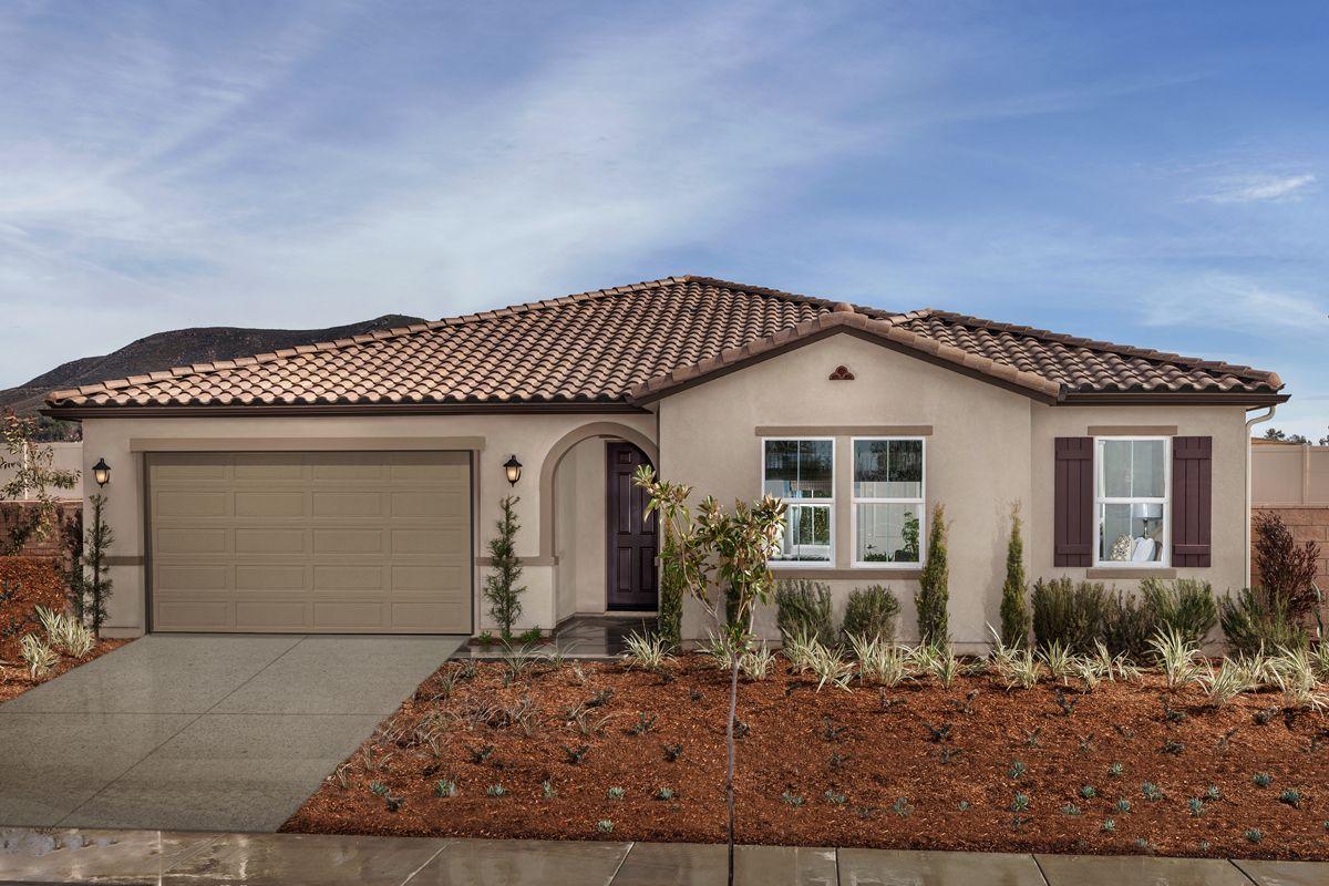 Single Family for Active at Residence Six Modeled 34621 Brookridge Lane Winchester, California 92596 United States