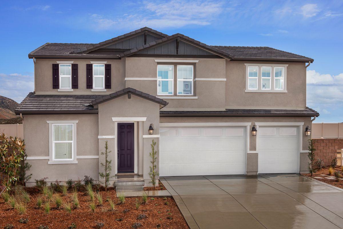 Unifamiliar por un Venta en Camberly Place - Residence Six Modeled 34597 Brookridge Ln. Winchester, California 92596 United States