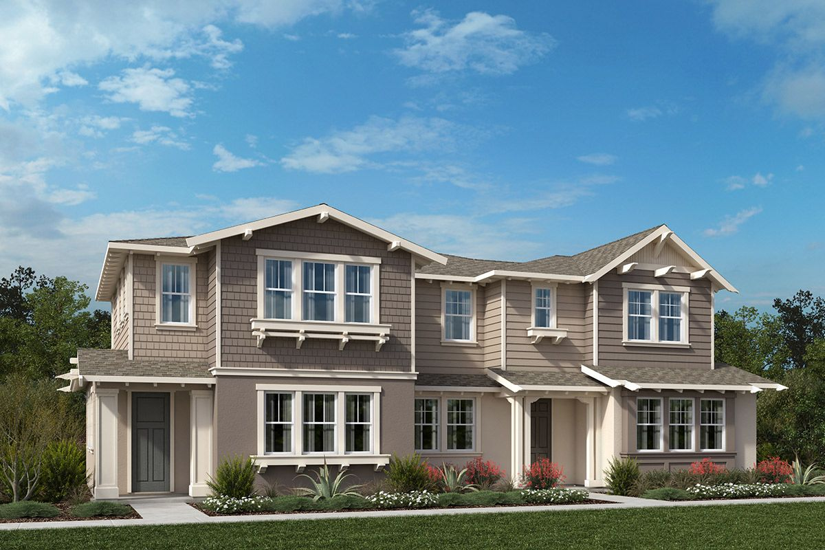 Single Family for Active at Moraga Town Center - Plan 6 Modeled 771 Country Club Dr. Moraga, California 94556 United States