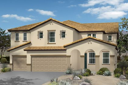 kb home inspirada terraces at inspirada plan 2826 modeled 1116344 henderson nv new home