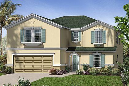 Single Family for Sale at The Kingsley 324 Tuscany Chase Dr. Daytona Beach, Florida 32117 United States