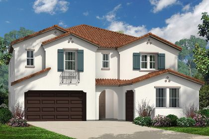 Single Family for Sale at Canyon Crest - Residence 4517 19412 W Bension Drive Santa Clarita, California 91390 United States