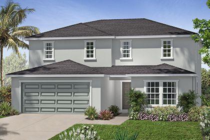 Single Family for Sale at The Cypress 316 Tuscany Chase Drive Daytona Beach, Florida 32117 United States