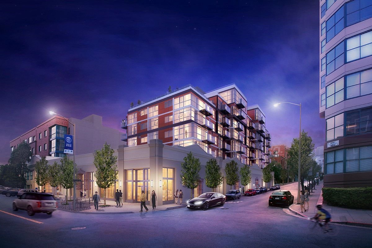 Multi Family for Sale at Unit H 72 Townsend Street, Unit 308 San Francisco, California 94107 United States