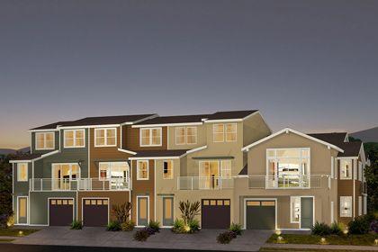 Single Family for Sale at Jade - Plan 5 429 Jacquelyn Ln. Petaluma, California 94952 United States