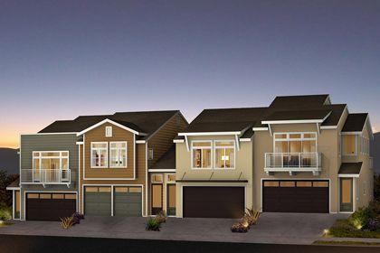Single Family for Sale at Jade - Plan 9 429 Jacquelyn Ln. Petaluma, California 94952 United States