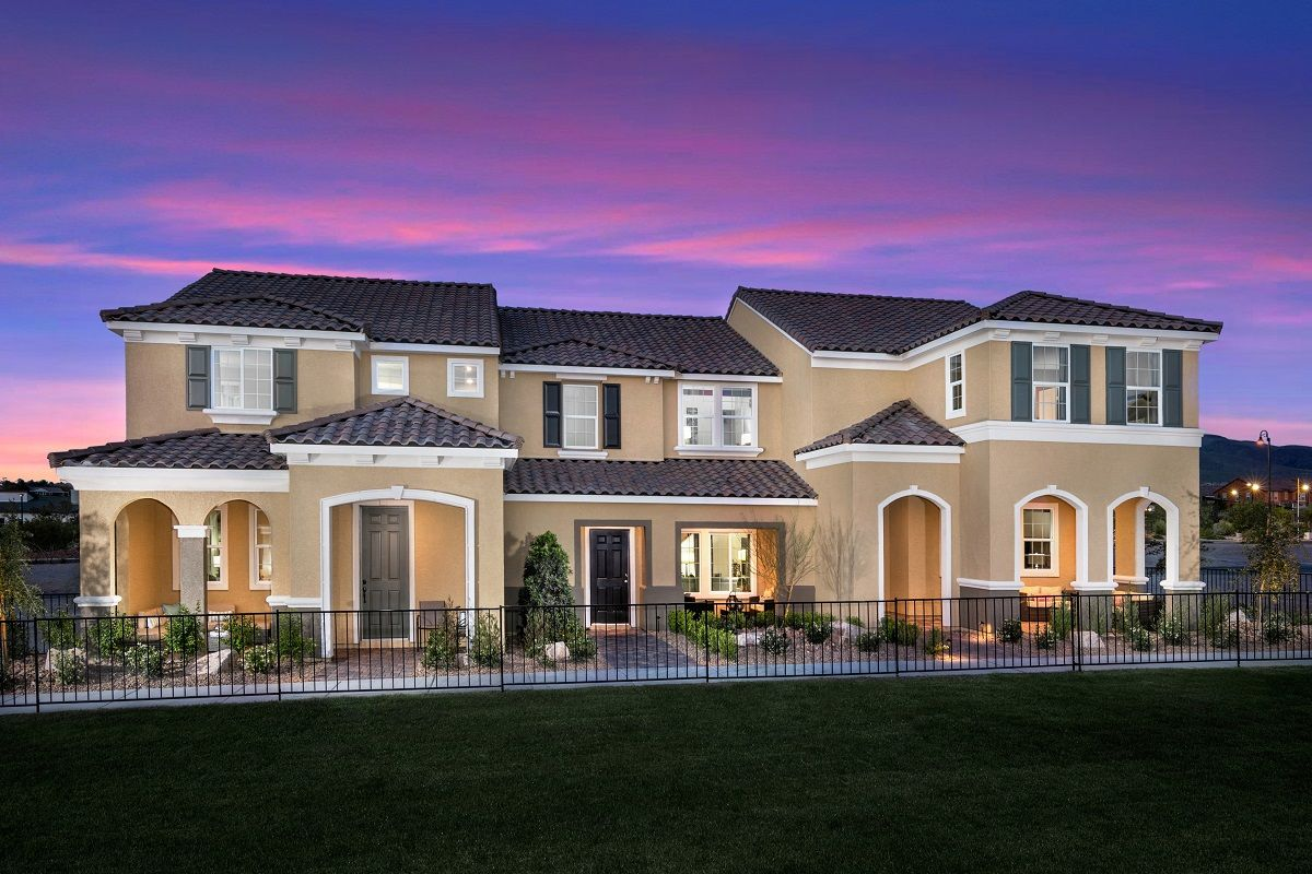 new homes in henderson nevada