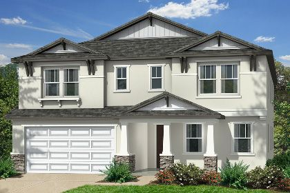 Single Family for Sale at Canyon Crest - Residence 4215 Modeled 19412 W Bension Drive Santa Clarita, California 91390 United States